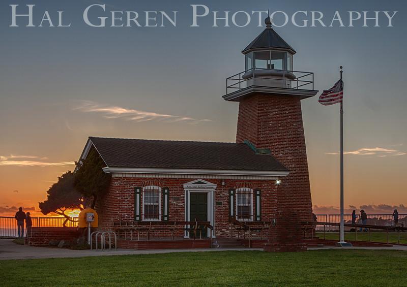 Santa Cruz Lighthouse<br /> 1211SC-SCLH2a