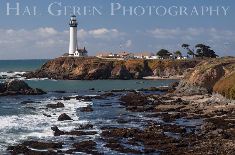 Pigeon Point Lighthouse, California<br /> 1211SC-PPL4