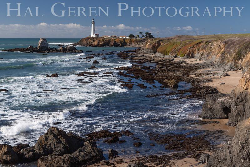 Pigeon Point Lighthouse, California<br /> 1211SC-PPL1