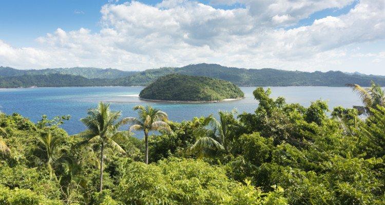 Danjugan Island in the Philippines