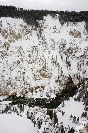 Dylan Klinesteker - Yellowstone River Canyon