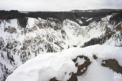 Dylan Klinesteker - Ovservation Point and Lower Falls