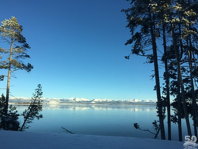 Chelse Grohman - Yellowstone Lake