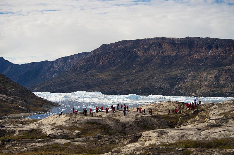 Renodde, Scoresby Sund, Greenland