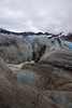 From the top of the July 14th Glacier, Krossfjord, Svalbard