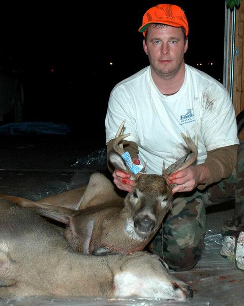 Buck doe2