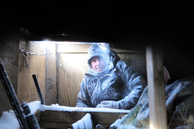 Goose Hunting late season BKJ_5024