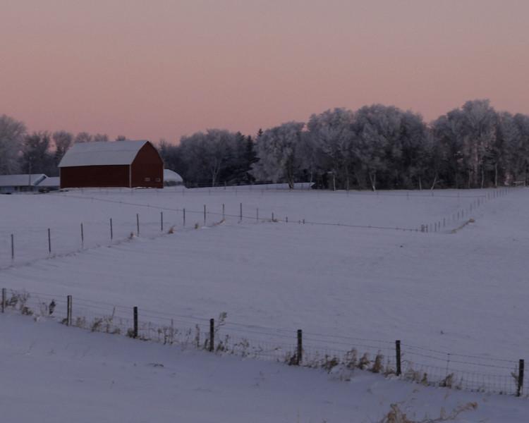 winter sunrise 2006