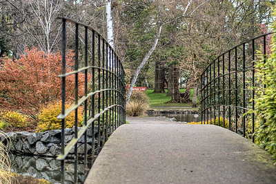"Bridge - Beacon Hill Park, Victoria BC Canada Visit our blog ""Bridge To Heaven"" for the story behind the photo."