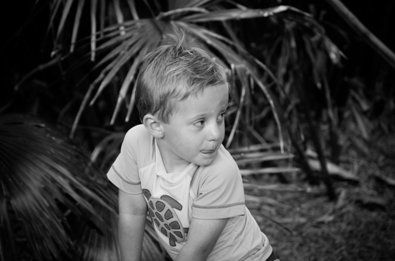 Chase @ The Palm Beach Zoo, March 25, 2012