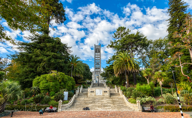 Nelson Cathedral, NZ