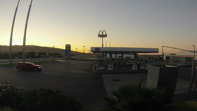 I-5 California Gas Station