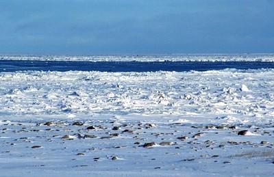 Hudson Bay near Churchill