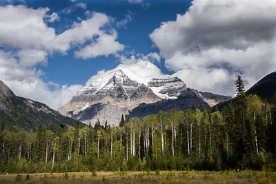 Mount Robson Park, British Columbia
