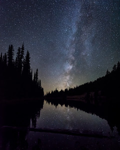 Lake Irene Milky Way