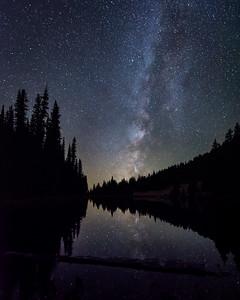Lake Irene Milky Way