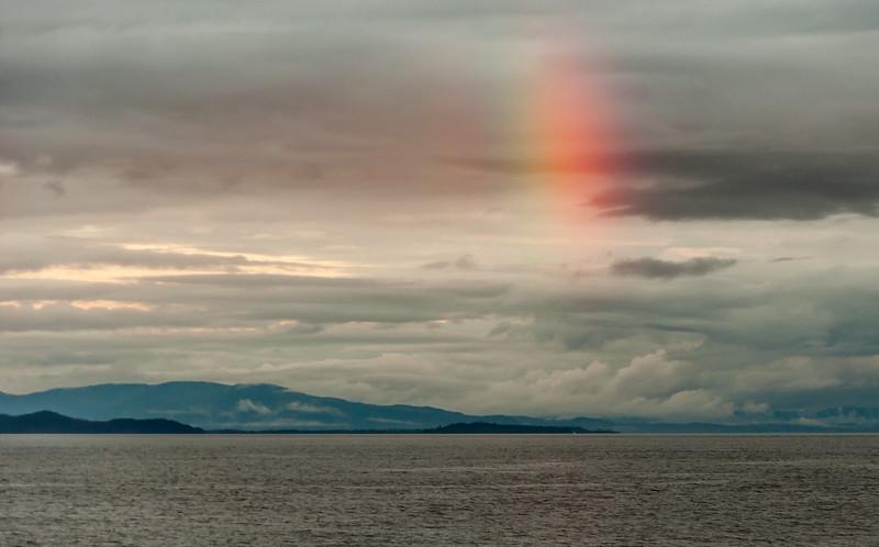 Frederick Sound & Stephen's Passage - Rainbow