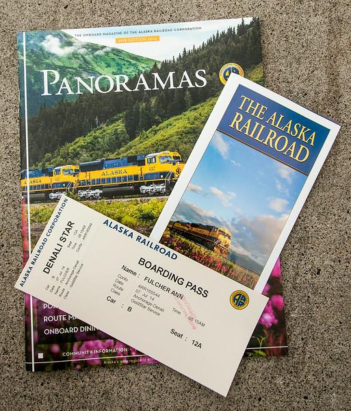 Train Ticket to Denali