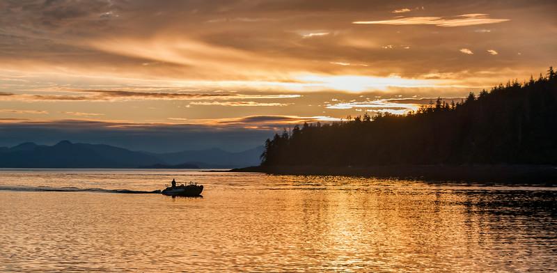 Alaska 2014 - Day 4 - Frederick Sound & Stephen's Passage - Misc.