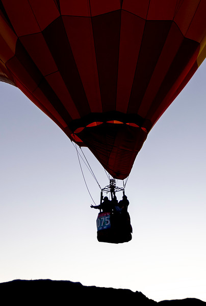 Up, Up, and Away!