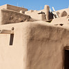 Fine adobe construction, a true multi-family dwelling.