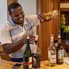 Rum Tasting at The Fairmont Southampton