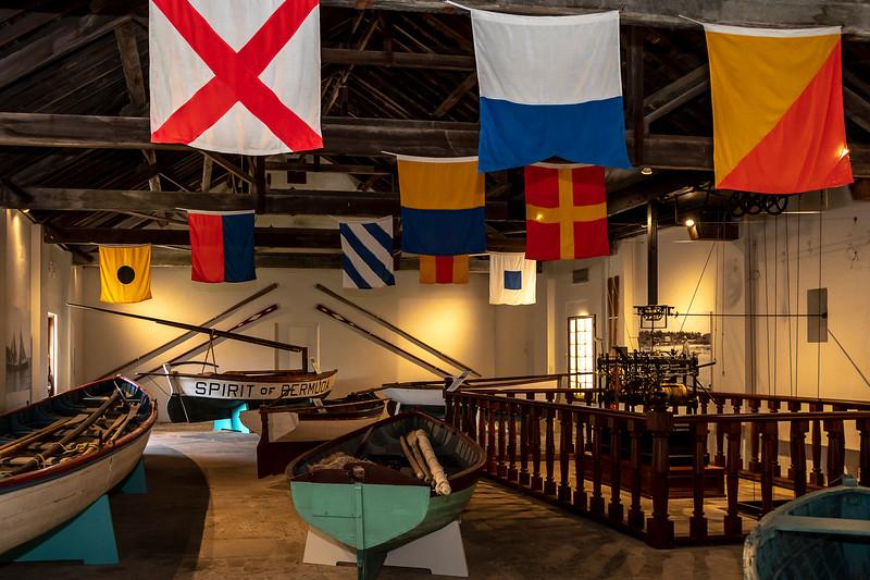 National Museum of Bermuda at the Royal Naval Dockyard