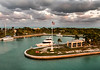 The Boca Chita Key Harbor