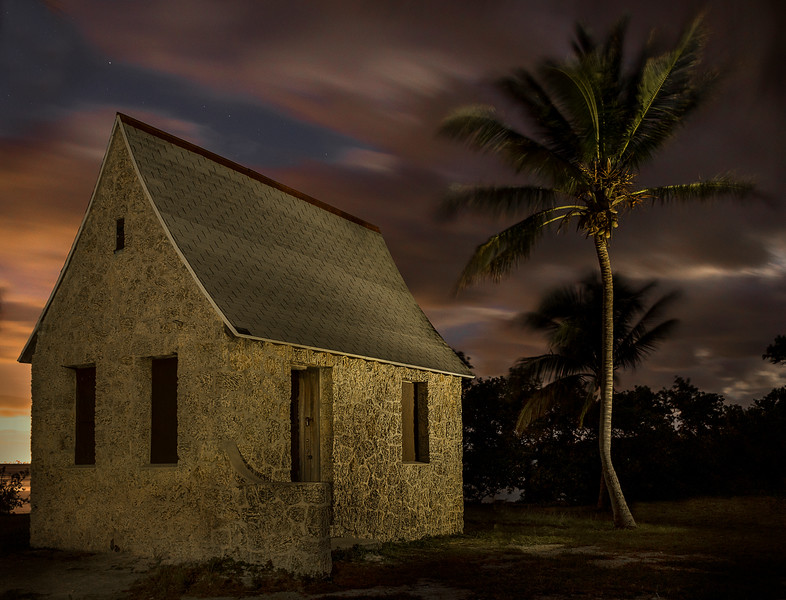 The Chapel on Boca Chita Key