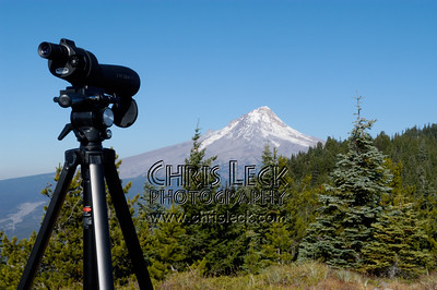 Bonney Butte Observation Point and Mt. Hood