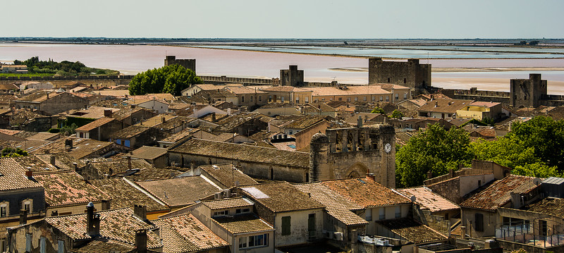 Medieval Walled City of Aigues Mortes