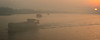 Chau Doc, Vietnam - Sunrise on the Mekong