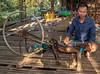 Silk Shop - Cambodia