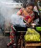 Chau Doc. Vietnam - Market