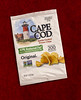 Nauset Lighthouse on the Carpe Cod Chips Bag