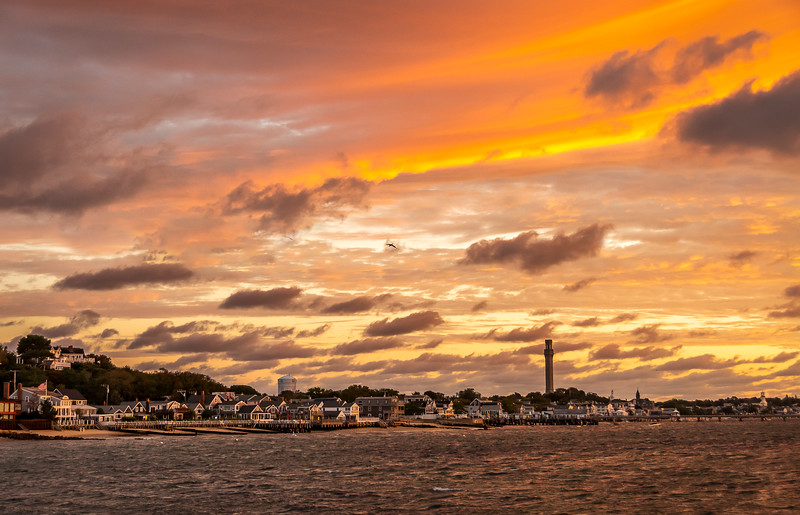 Provincetown at Sunrise