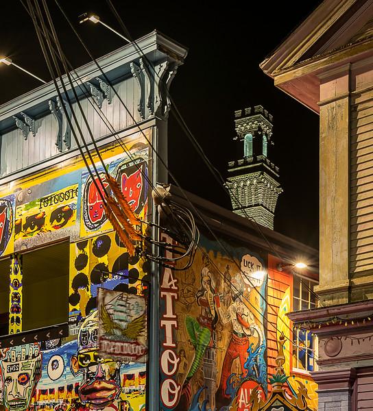 Provincetown Street Scenes