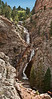Seven Falls in Colorado Springs