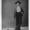 A kid with a raccoon for a pet. Copy of a tintype in my photo collection. Circa 1870's.