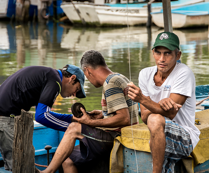 Cojimar Fishing Village