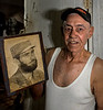 A former Fidel soldier - Then and Now