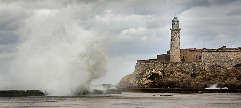 El Morro after a Storm
