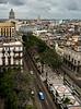 Havana Cityscape & the Prado
