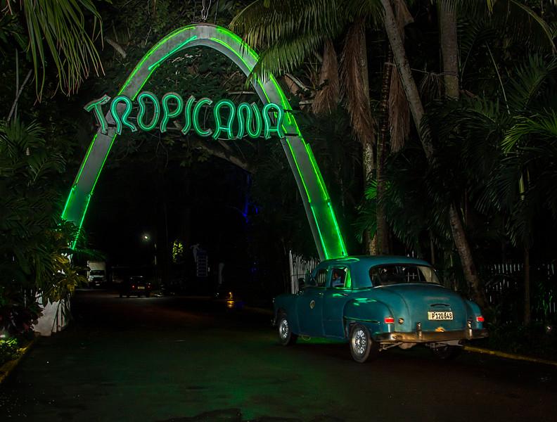 The Tropicana