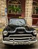 Cuban Transportation at the Hotel Sevilla