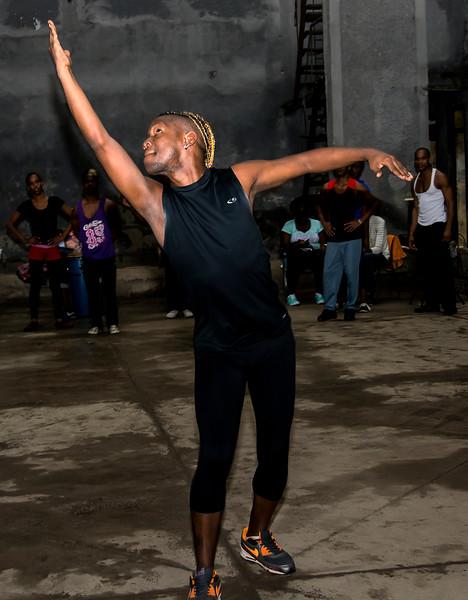 Afro-Cuban Dance Group