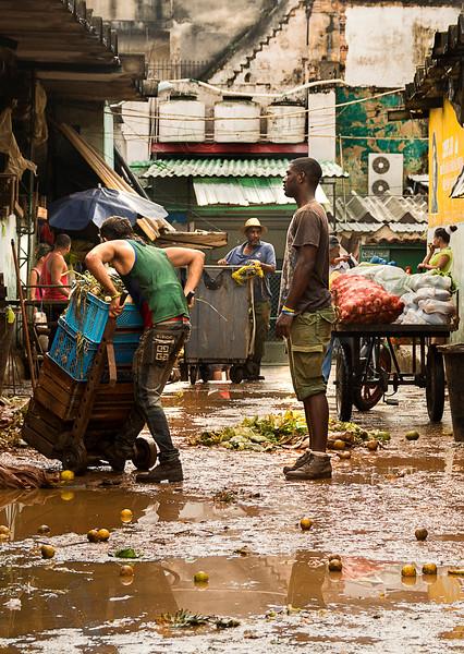 Cuban Market