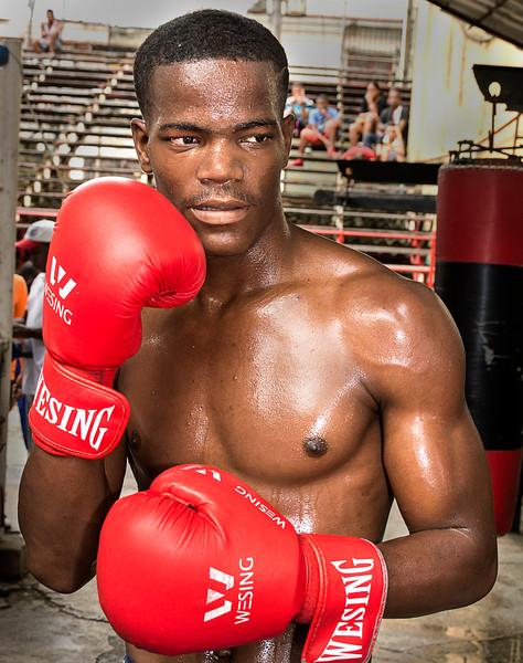 Cuban Boxing - Rafael Trejo Boxing Gymnasium
