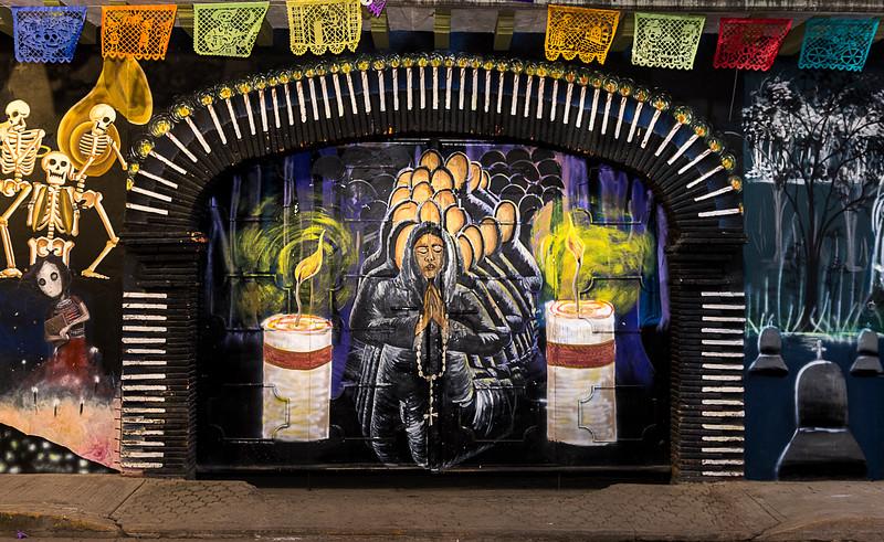 Zaachila Murals