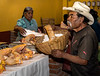 Market in Teotitlan del Valle, Oaxaca - Villagers Prepare for Day of the Dead Celebration